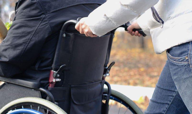 wheelchair taxi in Markham