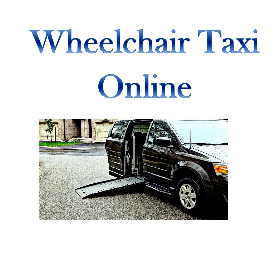 Wheelchair Taxi Toronto and GTA